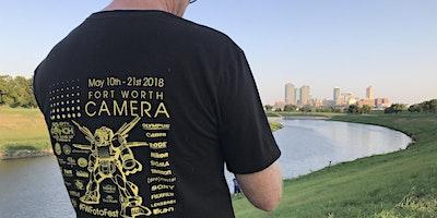 Fort Worth Foto Fest: Funkytown Sunset!