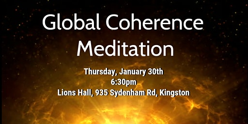 Global  Coherence Meditation Group