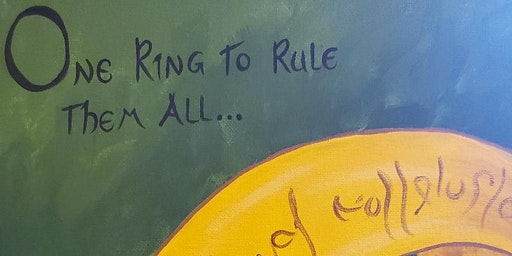 Lord of the Rings Painting Class