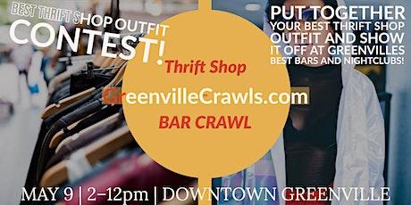 Thrift Shop Bar Crawl tickets