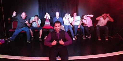 Backworth Hall Halloween Party with Comedy Hypnotist Grant Saunders