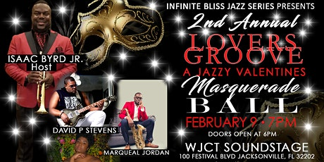 2nd Annual  Lovers Groove:  A Jazzy Valentines Masquerade Ball tickets