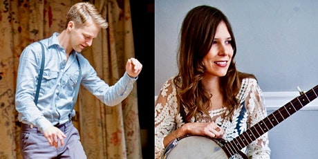 Banjo Meets Dance - Nic Gareiss and Allison de Groot tickets