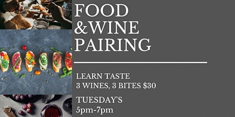 Food and Wine Pairing: The Wine Shepherd featuring Black Sheep restaurant tickets