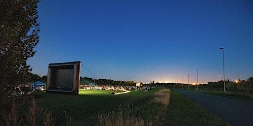 Kempton Park Racecourse Outdoor Cinema Experience