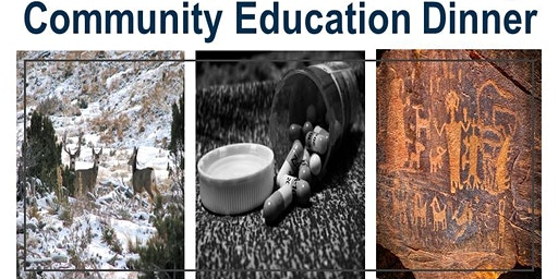 Community Education Dinner - East Carbon