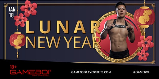 GameBoi SF - Lunar New Year at Origin, 18+