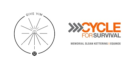 Cycle For Survival Give Vim Donation Class tickets