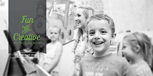 January 28 Free Music Class for Kids (Ojai, CA)