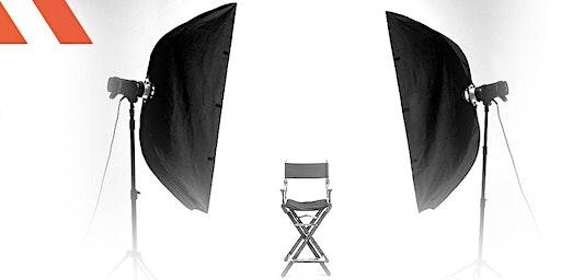 Fotoshootdag  STENT Casting i.s.m. Audities.nl