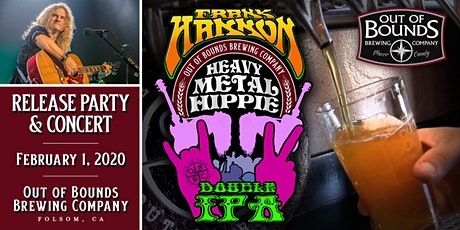 General Admission Tickets Frank Hannon Show and Heavy Metal Hippie Release tickets
