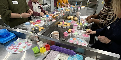 Parent & Child Cupcake Workshop