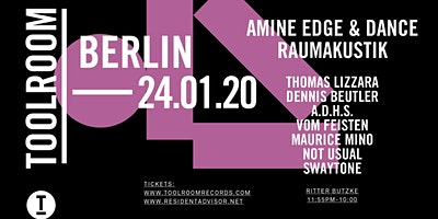 Toolroom Berlin - Opening 2020