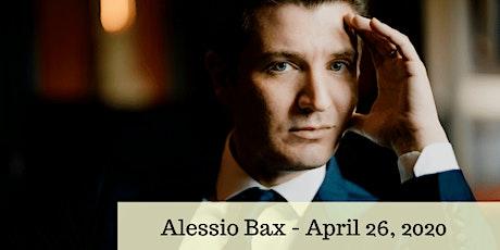 Alessio Bax - POSTPONED tickets