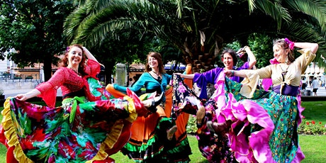 Joyful Dance Class Inspired By Romani Culture tickets