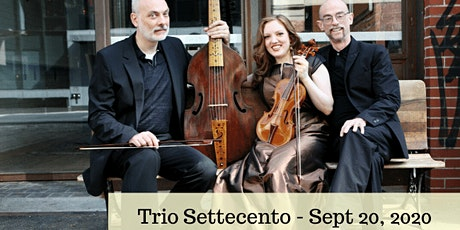 Trio Settecento tickets