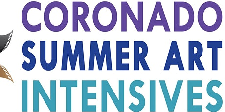 Coronado Summer Art Intensives 2020-Acting/Drama, Dance, Instrumental Jazz, Ceramics, and Visual Art tickets