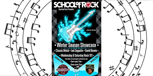 School of Rock Winter Season Showcase 2020 Show #2