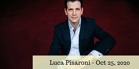 Luca Pisaroni tickets