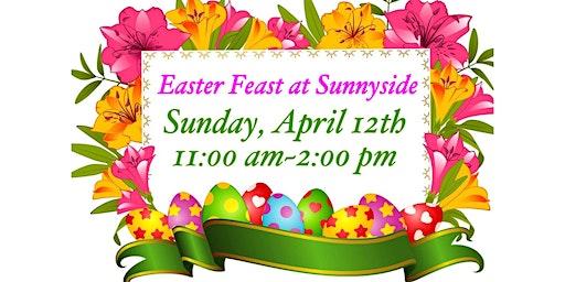 Easter Feast at Sunnyside