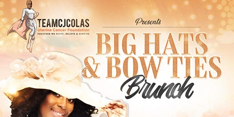 Big Hats & Bow Ties Brunch tickets