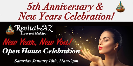 Revital-AZ 5th Anniversary and New Year Celebration
