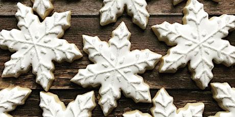 Winter Wonderland Cookie Decorating Class tickets