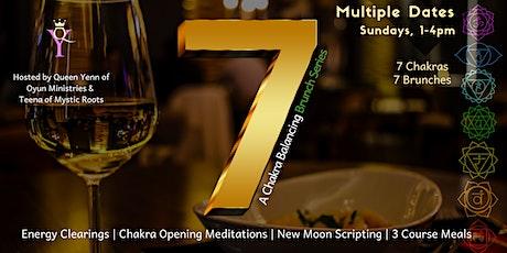 7: A Chakra Balancing Brunch Series tickets