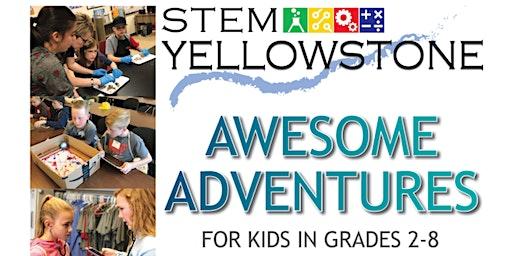 STEM YELLOWSTONE PRESENTS - Adventures in Health & Medicine