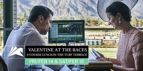 Valentine at the Races in the Turf Terrace Restaurant tickets