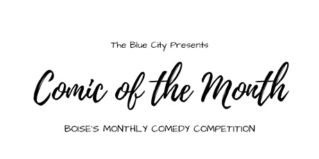 Comic of the Month tickets