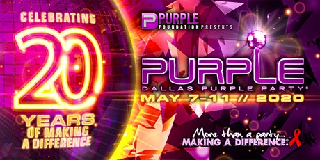 Purple Party® Weekend 2020 tickets