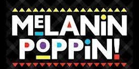 Melanin Poppin' Paint Party tickets