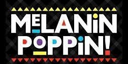 Melanin Poppin' Paint Party