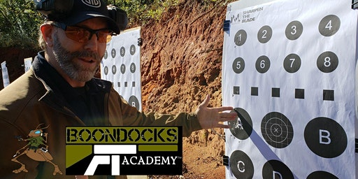 BOONDOCKS: October 10 & 11, 2020 Pistol Essentials & Beyond in Raymond, MS