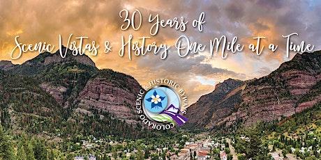 Colorado Scenic & Historic Byway Symposium 2020 tickets