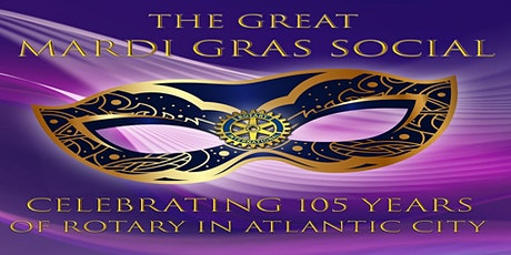 Celebrating 105 Years of Rotary in Atlantic City tickets