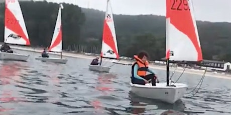 Junior Club Beginners Sailing Camp (Age 8-11) tickets