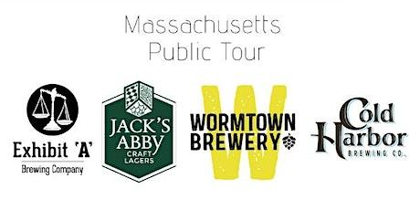 Massachusetts Public Beer Tour - Sat, Oct 31, 2020 tickets