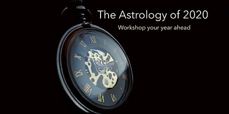 The Astrology of 2020 tickets