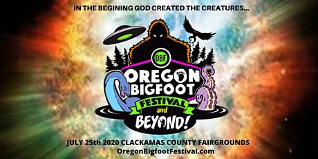 Oregon Bigfoot Festival and Beyond tickets