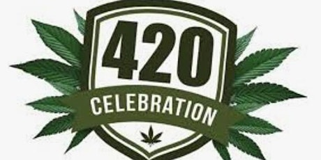 """""""420"""" Celebration- ALL Stoners are Welcomed tickets"""