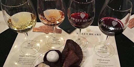 Wine+Chocolate Pairing
