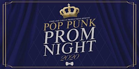 POP PUNK PROM NIGHT 2021 tickets