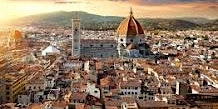 Florence, Italy, Around the World Dinner Series