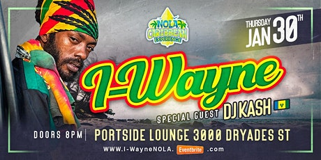 Reggae Great I-Wayne  tickets