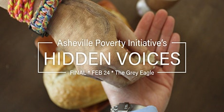 1st Annual Asheville's Hidden Voices tickets