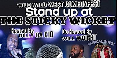 Wild Wild West ComedyFest