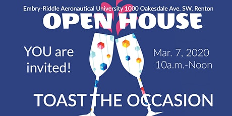 Toast the Occasion OPEN HOUSE Renton! tickets