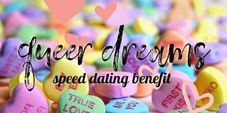 Queer Dreams speed dating! tickets